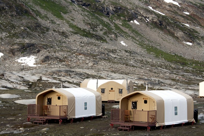Fabric Structures Remote Camp Buildings